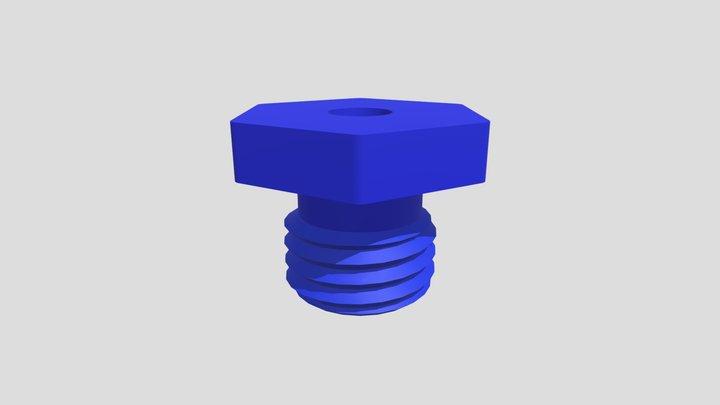 Laco sruba 01 3D Model