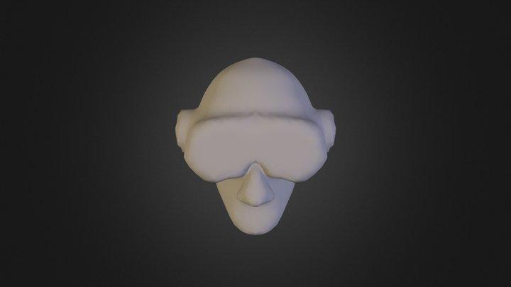 Ski Spy 3D Model