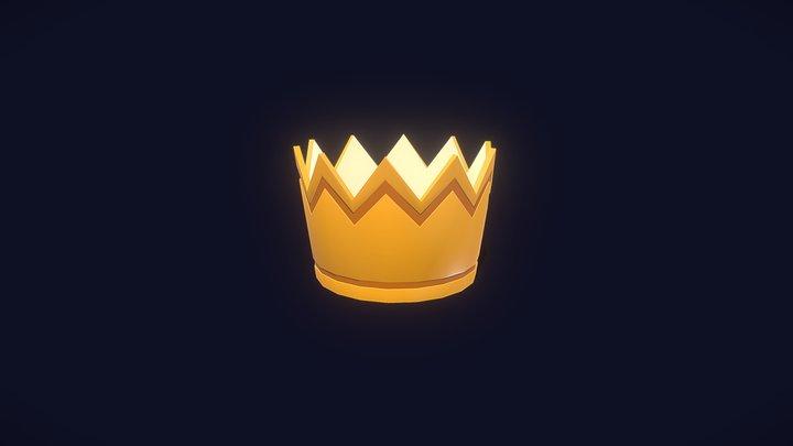 Fall Guys Crown 3D Model