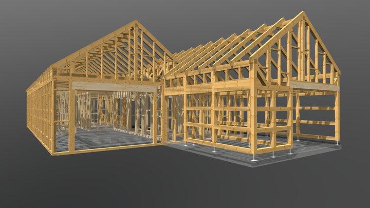 Tipusterv 3D Model