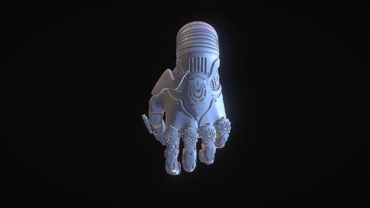 Angelhand S F upload 3D Model