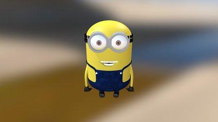 Minion 3D Model