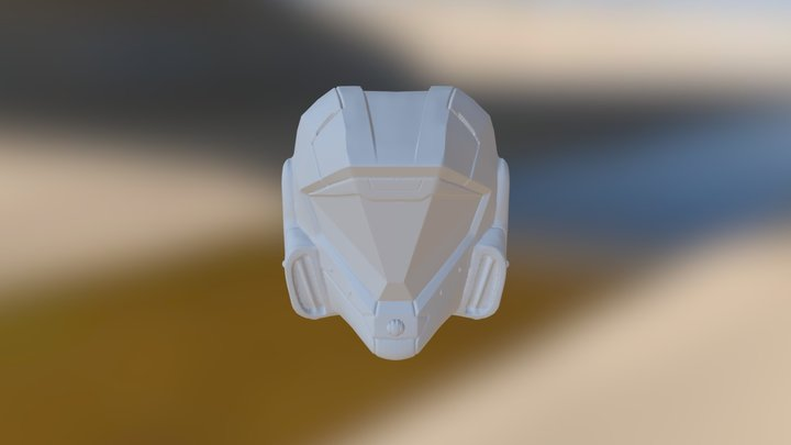 H1-6 3D Model