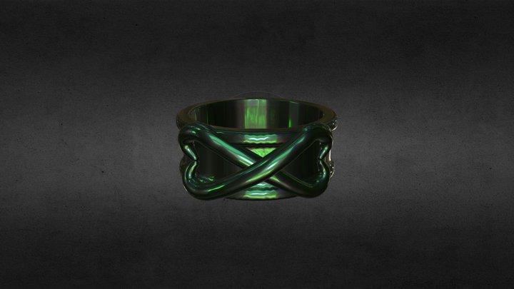 Dragonball Ring 3D Model