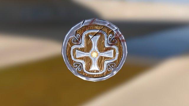 Small Shield 3D Model
