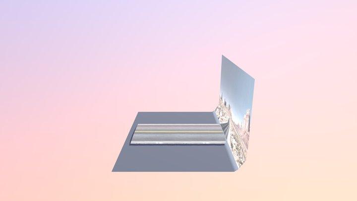 DimiBackdrop 3D Model