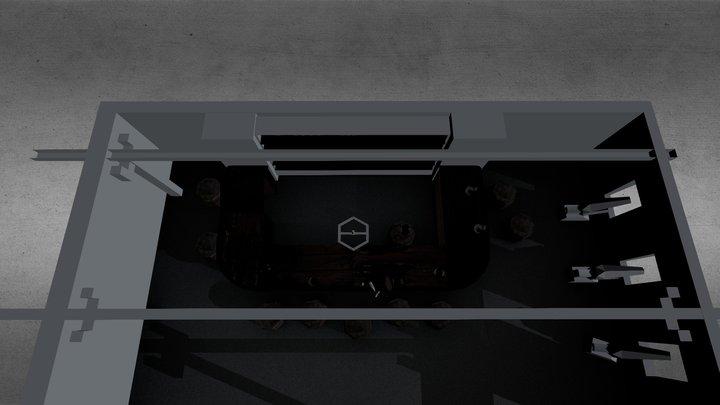 Pirate Contest - Tavern 1.3 W I P 3D Model
