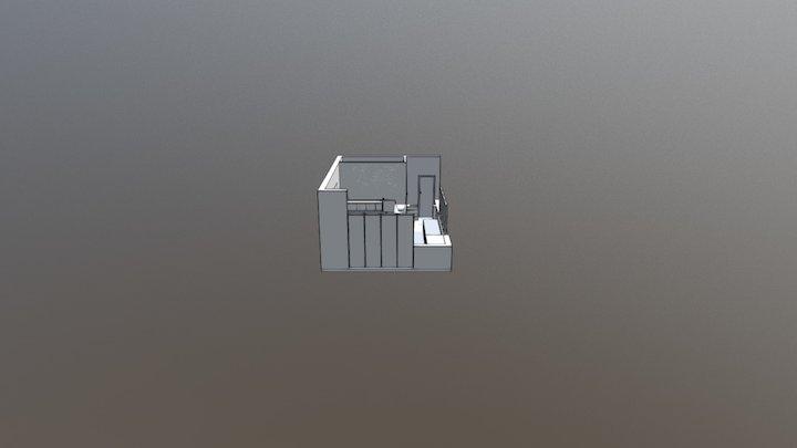 Dheer Bedroom r1 3D Model