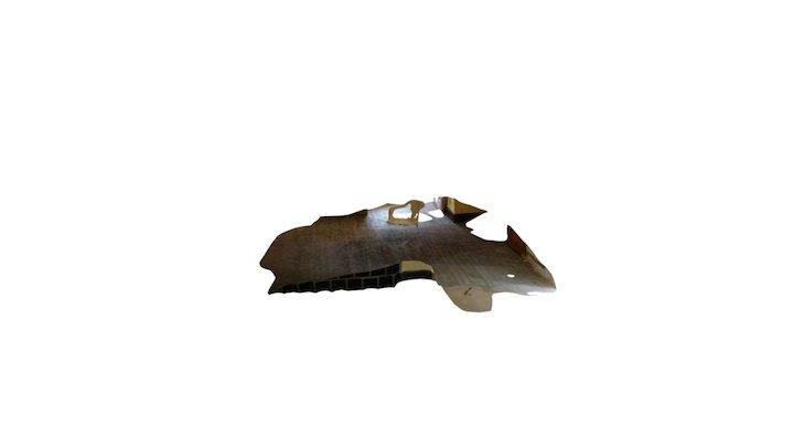 Chair II 3D Model