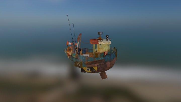 Waldo 3D Model