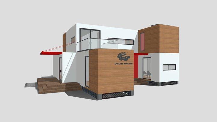 Home Type 5 3D Model