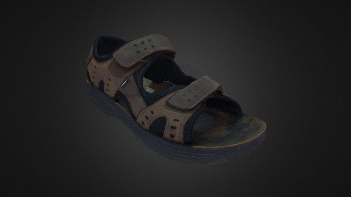 Sandal \ Сандаль 3D Model