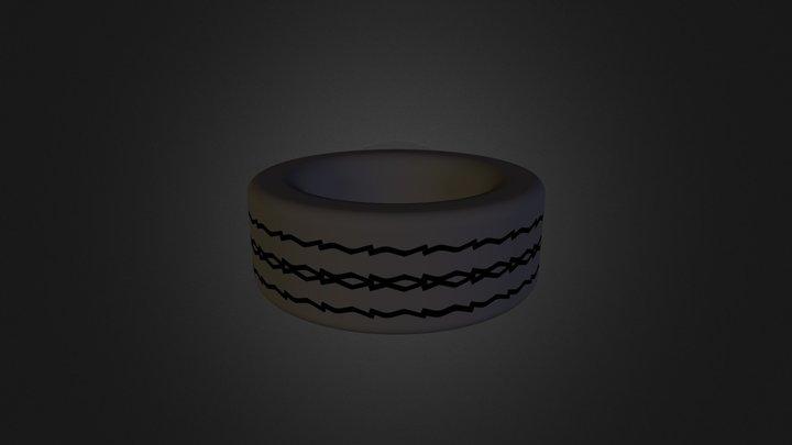 tred 3D Model