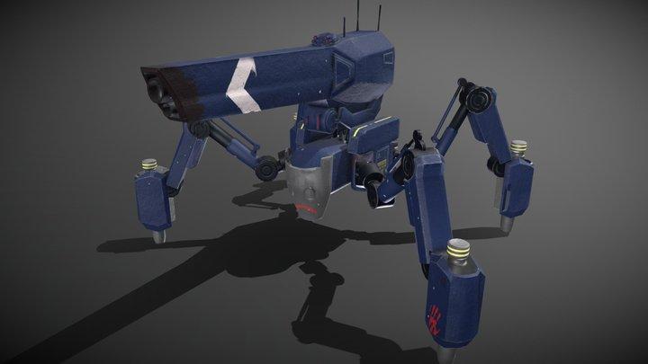 Big Mo 3D Model