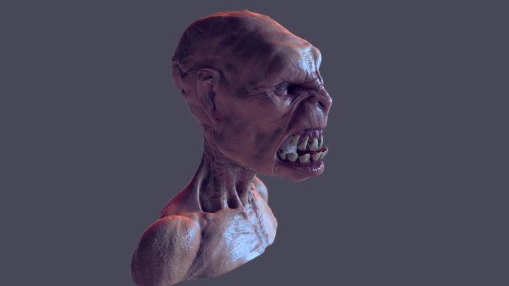 Demon chap. 3D Model