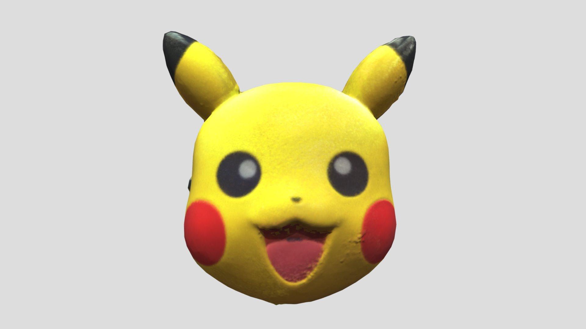 Pikachu Mask (Pokemon)