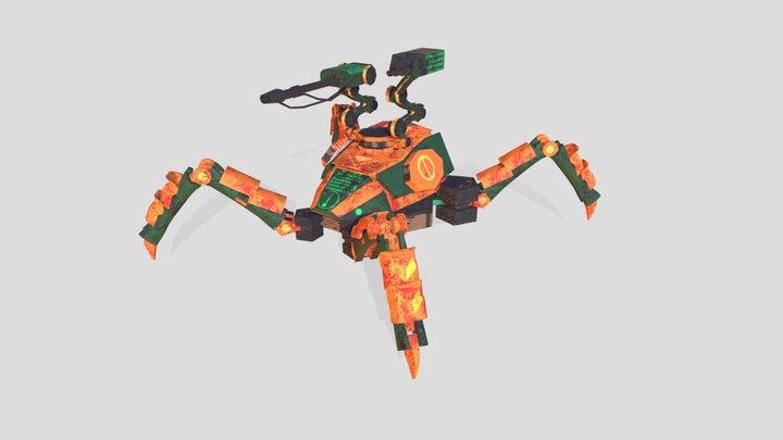 Thundertop 3D Model