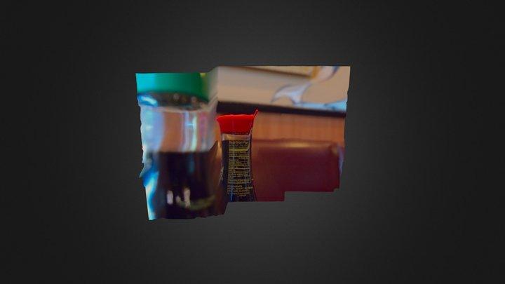 3DP sauce automated 3D Model