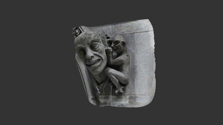 Whisper 3D Model