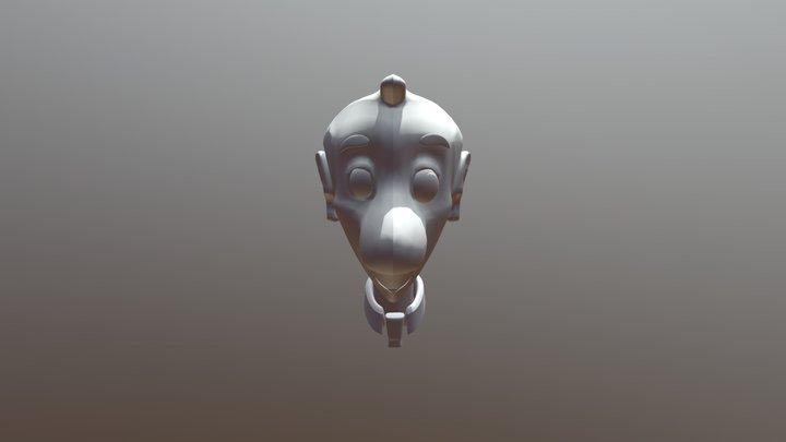 Cabeza Final 3D Model