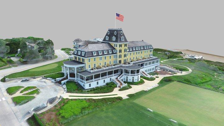 Ocean House, Rhode Island 3D Model