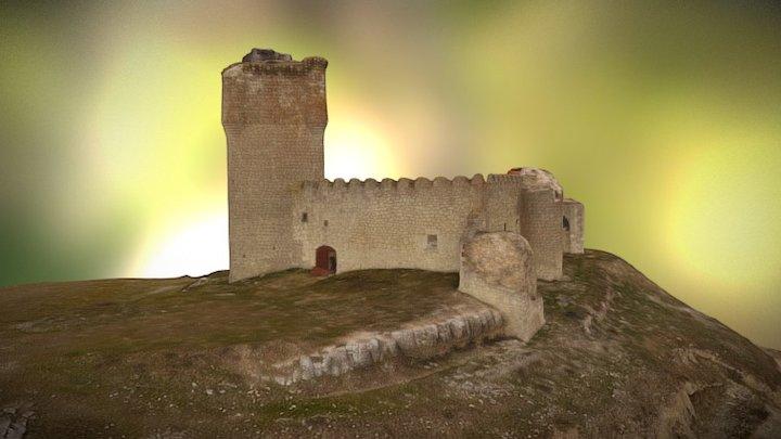 Castillo de Galve de Sorbe (Guadalajara) 3D Model