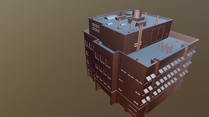 Best 3D House For Games 3D Model