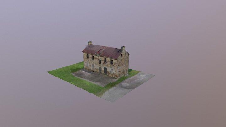 Mary Worthington Macomb House (Desktop) 3D Model