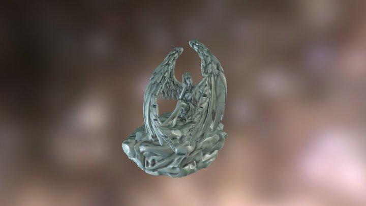 Chevsky Angel 3D Model
