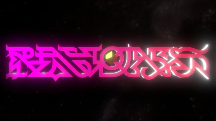 Astro_Rayons 3D Model