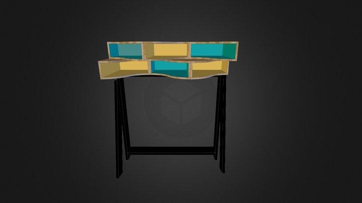 DIY Console 3D Model