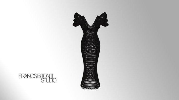 Dita's Gown 3D Model