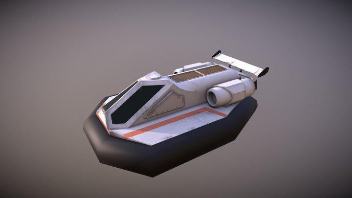 Howercraft 3D Model