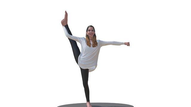 Sarah Brea2017 3D Model