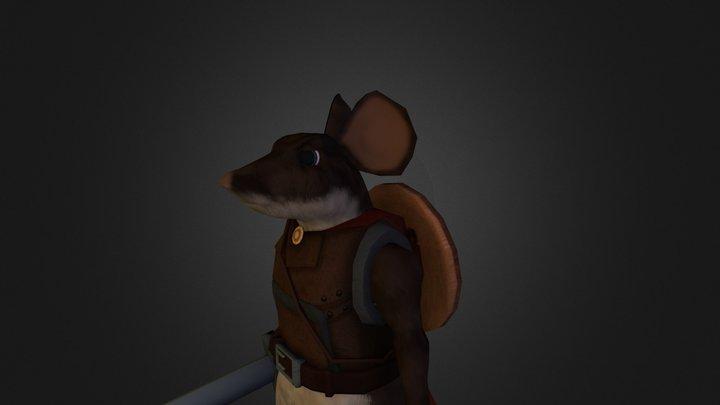 Prince Collin 3D Model