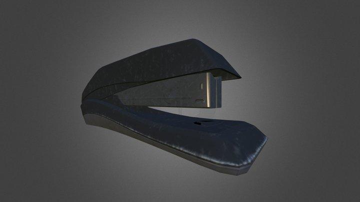 Swingline Stapler 3D Model