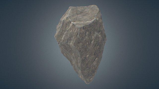 Environmental Rock Test 3D Model