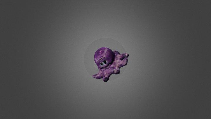 Octopus 2 3D Model