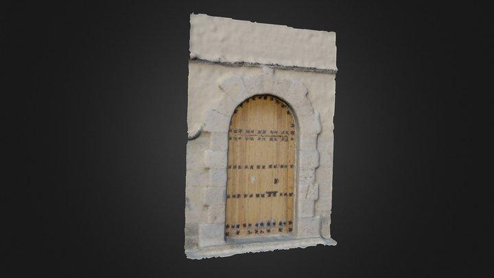 Práctica fotogrametría 2. 3D Model