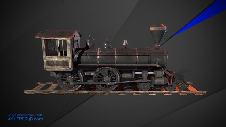 Loco 3D Model