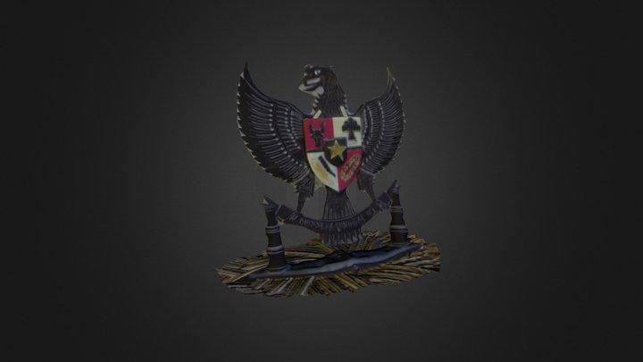 Jakarta_test1 3D Model