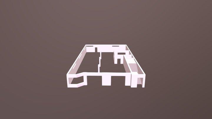 Imóvel em Cuparaque-MG 3D Model