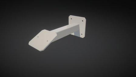 Piranometer holder 3D Model