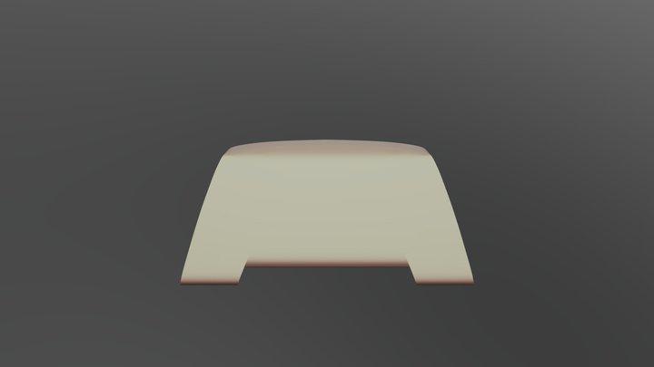 090919 Sh Seat 2 3D Model