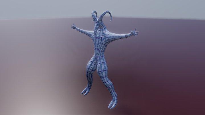 Goatboy 3D Model