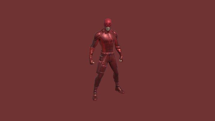 Daredevil 3D Model