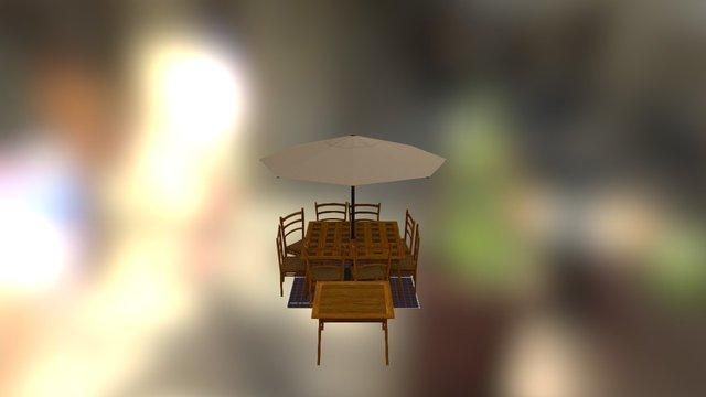 Terras 3D Model