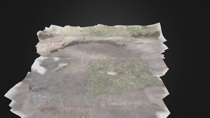 Excavación UM20 3D Model