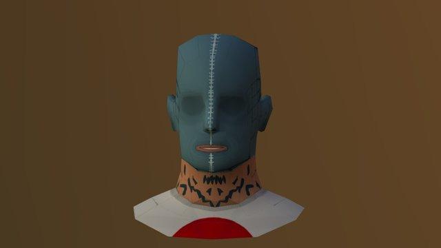 Etoro Man 3D Model