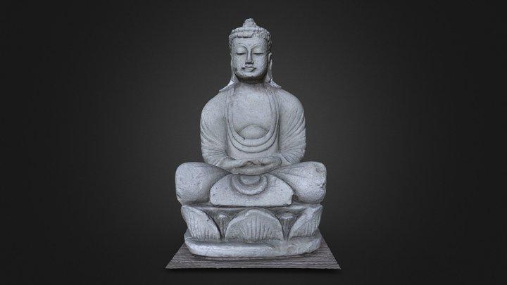 Buddha - Default Pipeline 3D Model